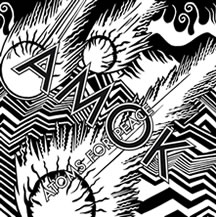 ATOMS FOR PEACE. Amok, nº46 Popout de 2013