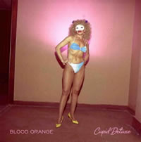 BLOOD ORANGE. Cupid Deluxe, nº34 Popout de 2013