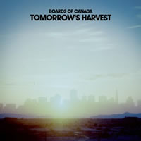 BOARDS OF CANADA. Tomorrow's Harvest, nº50 Popout de 2013