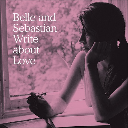 BELLE & SEBASTIAN. Write about love, n44 Popout de 2010