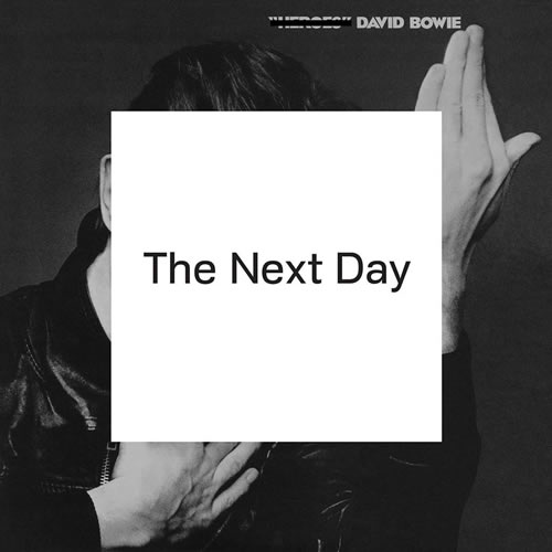 DAVID BOWIE. The next day, nº4 Popout de 2013