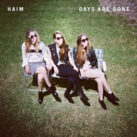HAIM. Days are gone, nº37 Popout de 2013