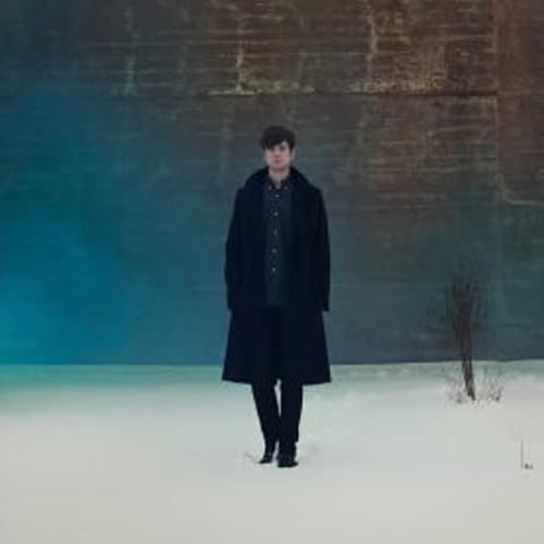 JAMES BLAKE. Overgrown, nº6 Popout de 2013
