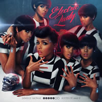 JANELLE MONÁE. The electric lady, nº26 Popout de 2013