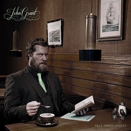 JOHN GRANT. Pale Green Ghosts, nº3 Popout de 2013