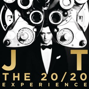 JUSTIN TIMBERLAKE. The 20/20 Experience, nº100 Popout de 2013