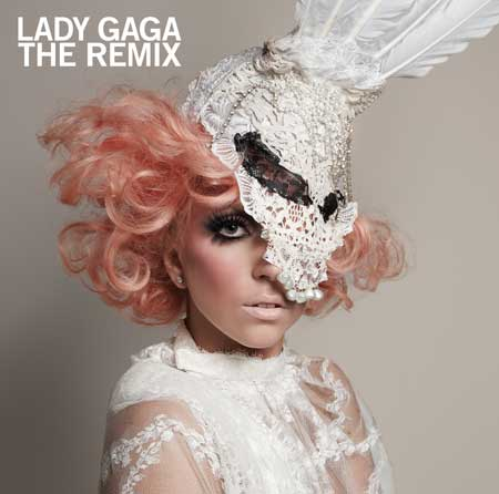 LADY GAGA. The remix, n47 Popout de 2010