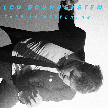 LCD SOUNDSYSTEM. This is happening, n14 Popout de 2010