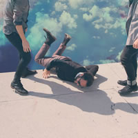 LOCAL NATIVES. Hummingbird, nº98 Popout de 2013