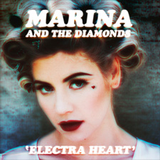 MARINA AND THE DIAMONDS. Electra Heart, nº92 Popout de 2012