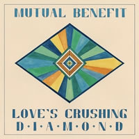 MUTUAL BENEFIT. Love's crushing diamond, nº61 Popout de 2013