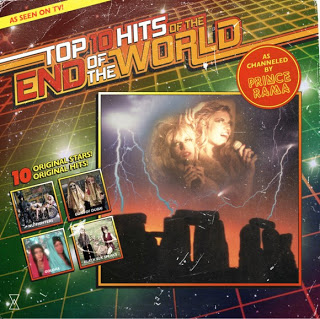 PRINCE RAMA, Top 10 Hits of The End of The World, nº82 Popout de 2012