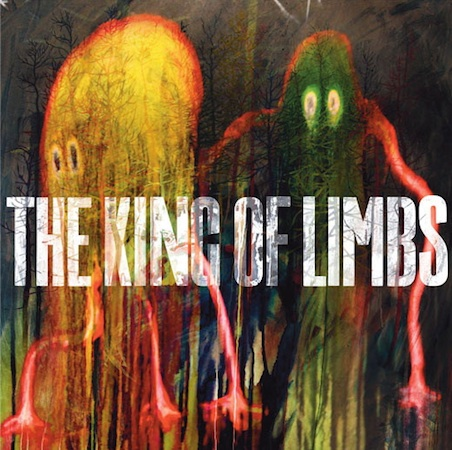RADIOHEAD. The king of limbs, nº37 Popout de 2011