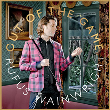 RUFUS WAINWRIGHT. Out of the game, nº73 Popout de 2012