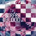 SURFER BLOOD. Astro coast, n51 Popout de 2010