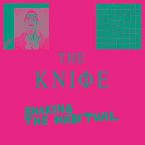 THE KNIFE. Shaking the habitual, nº4 Popout de 2013