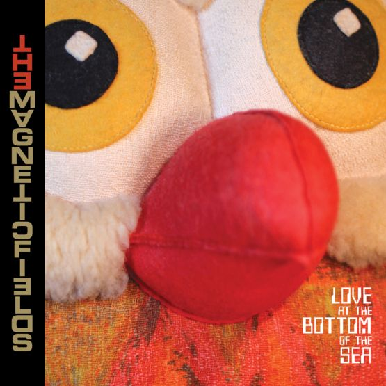 THE MAGNETIC FIELDS. Love at the bottom of the sea, nº34 Popout de 2012