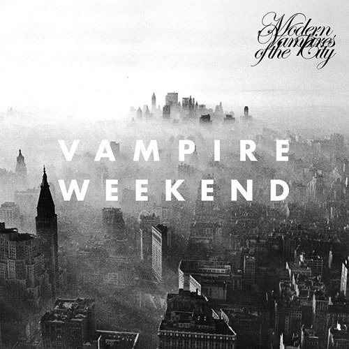 VAMPIRE WEEKEND. Modern vampires of the city, nº8 Popout de 2013